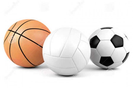 volleyball-soccer-ball-basketball-sport-balls-white-background-d-rendering-77667357